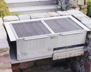 all stainless steel barbeque
